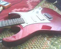 Guitarra electrica ibanez grx40