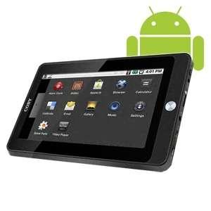 Vendo tablet coby kyros con android 2.1 envio gratis!!