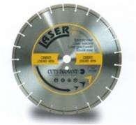 Disco diamante - marca cutts para asfalto y concreto