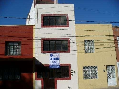 """Rento edificio completo 3 oficinas y un depto """"estudio"""" en ags"""