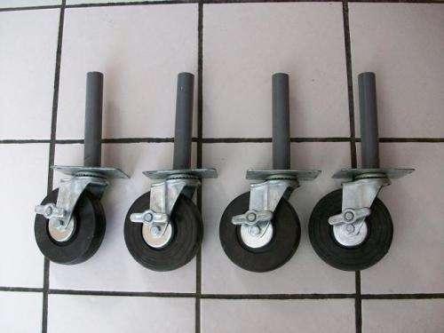 Renta - accesorios para andamios - plataformas, cuerpos y vigas