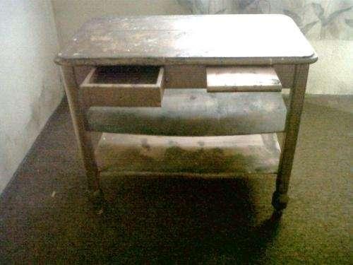 Mesa para adornos o talacha