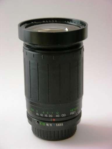 f2f774632d62 Pentax mz-m 35 mm analogica con telefoto cosina en México - Cámaras ...