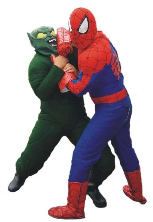 Show de spiderman, el mejor show para tu fiesta infantil