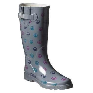 Lote de botas para lluvia de dama, sobre pedido