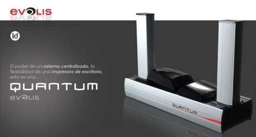Evolis mexico quantum impresora de tarjetas pvc