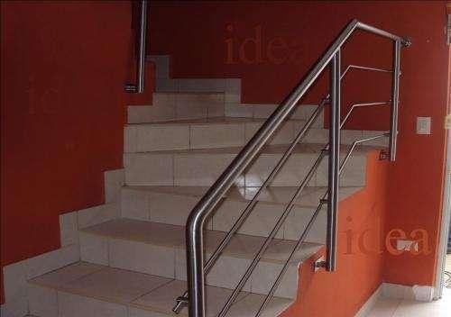 Escaleras acero inoxidable barandales pasamanos en México - Otros ...
