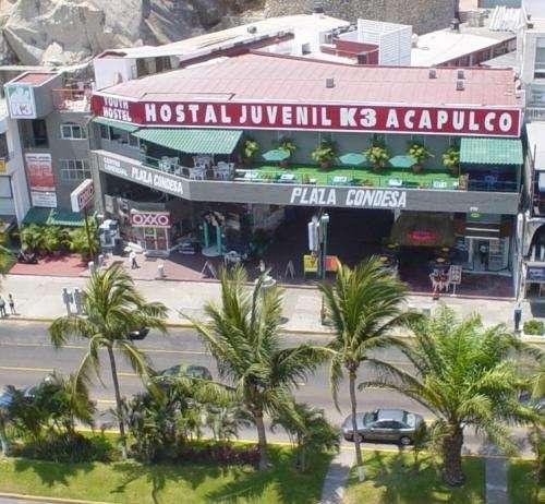 Vendo hostal en la zona dorada de acapulco