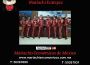 Mariachis Economicos de Ecatepec - 50267941 - $1600 - Mariachi Ecatepec