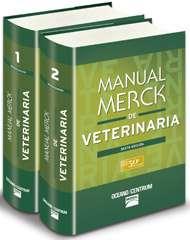 Manual merck de veterinaria sexta edición precio $1090