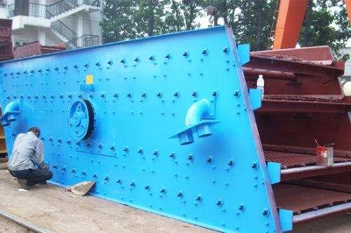 Línea de trituración para residuos de la construcción