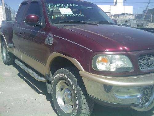 Guardar Fotos De Camioneta Ford Lobo F  Modelo Lariat Cabina Y Media