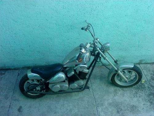 Vendo cambio mini moto chopper 50c.c