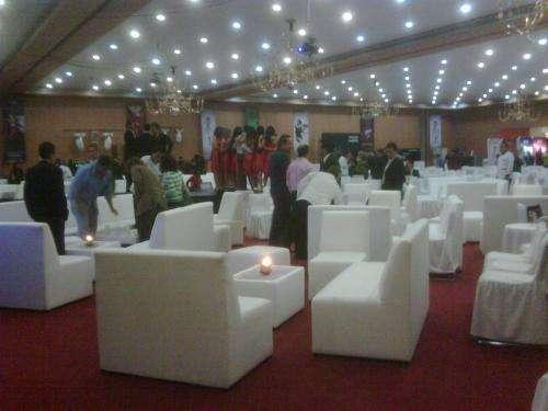 Renta de salas lounge para eventos sociales y/o empresariales