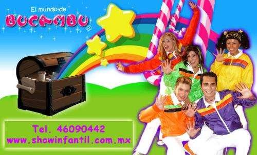 Show infantil de hi-5 fiesta infantil