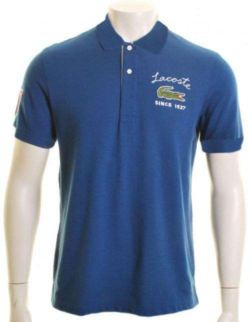 Guardar. Prev Next. Playeras lacoste tipo polo lisas ... c17bf63587661