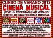 Curso de verano 2012 - cinema musical
