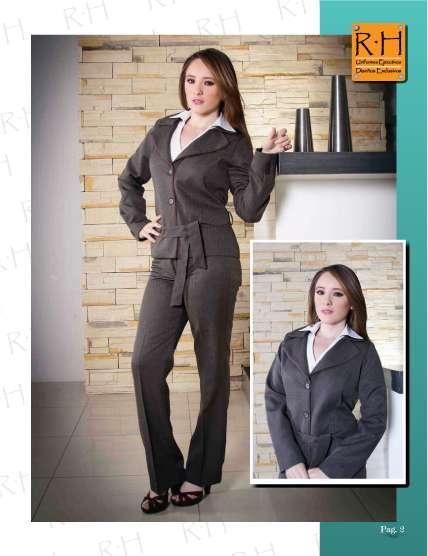 4c4a29f9b729c Uniformes ejecutivos rh diseños exclusivos en Guadalajara - Ropa y calzado