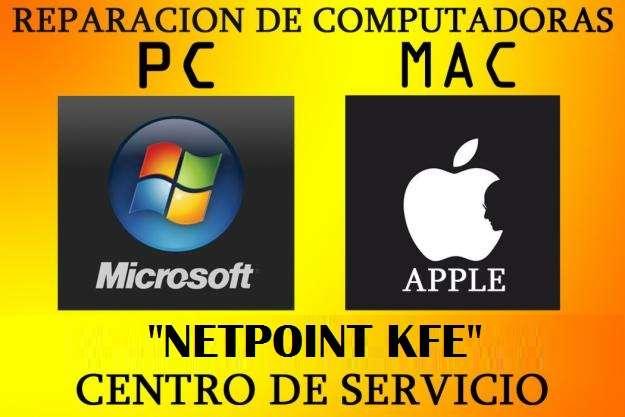 Reparacion de computadoras y laptops