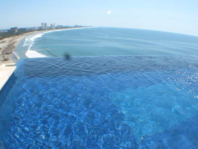 Espectacular vista y playa ph