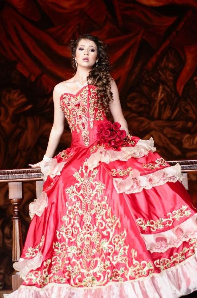 Moderno Vestidos De época De La Boda Los Angeles Imágenes ...