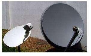 Internet via satelite(clientes directos)
