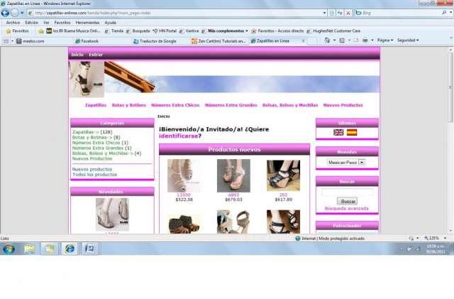 Tienda virtual(elaboración de tienda virtual para pequeñas y grandes empresas. )