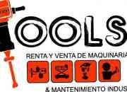 Tools Toluca. Venta, Renta y Mantenimiento de Maquinaria ligera
