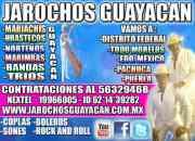 Grupo Jarocho en iztacalco - Marimba Norteños y mas