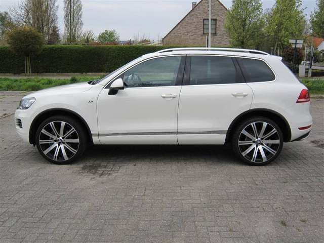 Volkswagen touareg 3.0 tdi precio: 10000$ usd