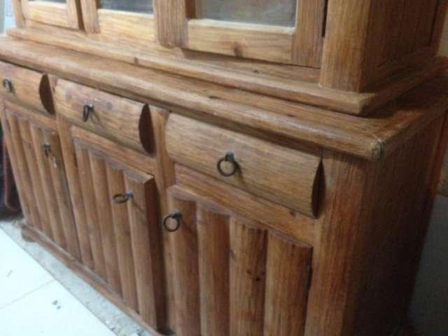 Vendo mueble de madera fina ,estilo rustico en Quintana Roo ...
