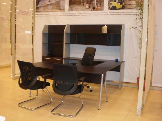 Moderno para muebles de oficina en casa foto muebles for Tipos de muebles de oficina