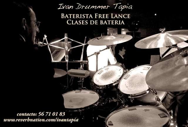 Clases de bateria (villa coapa) multitrack digital drum studio