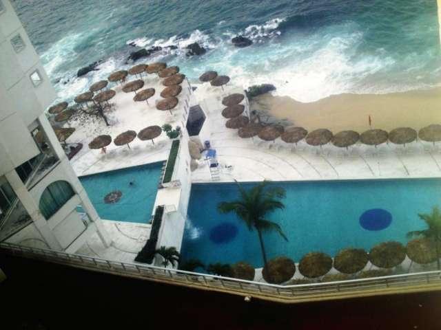 Depto tipo suite en acapulco!! $970 pesos x noche