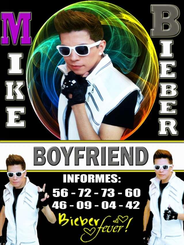 Justin bieber su imitador en mexico