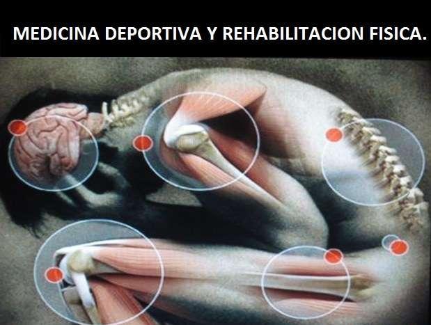 Medico deportivo, medicina deportiva terapia y rehabilitacion fisica ...