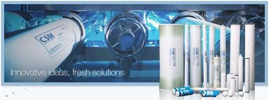 Purificadora, potabilizadora, membrana nueva para osmosis inversa marca csm modelo re4040 be 4x40, alto rechazo
