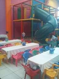 Salon de fiestas infantiles y eventos especiales