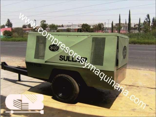 Compresor sullair 185 año 2002 garantizado