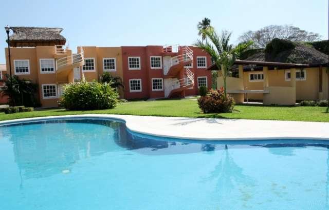 Acapulco depa frente princess rento por dia o por mes
