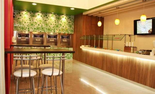 Traspaso heladería flavorcup, centro comercial galerías