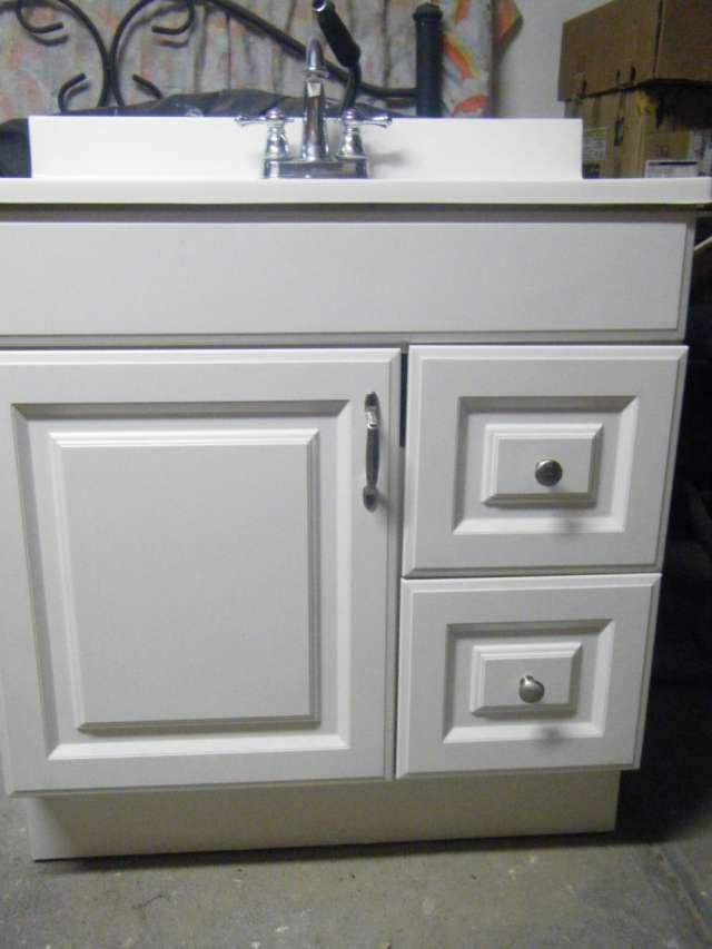 Mueble Lavabo Baño | Mueble Lavabo Para Bano Blanco Muy Bonito En Juarez Muebles