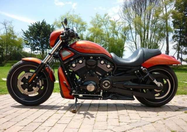 Harley davidson v-rod 2011 1300 cc cauchos nuevos