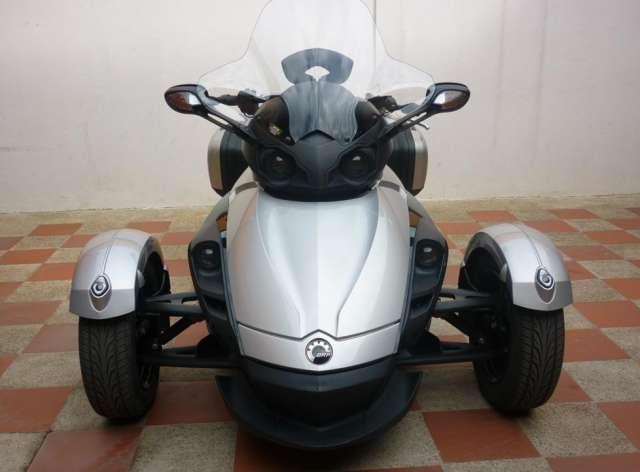 Can am roadster spyder 2008 990 cc