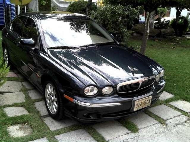Jaguar x-type 6 cil. sport sedan de lujo por las personas serias