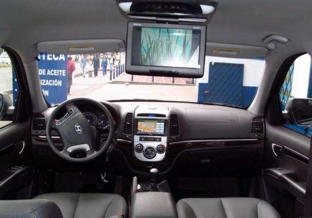 Fotos de Hyundai santa fe 7 puestos 2011  mecánica 4x2 3