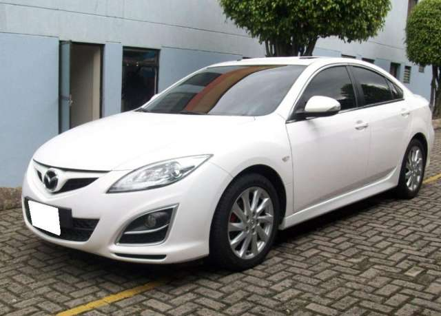 Mazda 6 2011 secuencial 2500 cc negociable
