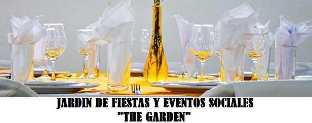 Se renta jardin para fiestas y eventos sociales