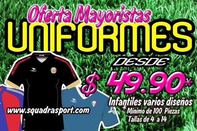 Fabrica de uniformes y balones de futbol en La Piedad - Otros ... fdc95a26a8a25