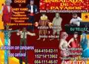 payasos en tijuana el show del circo de ensalada de payasos
